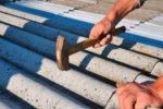ремонт крыши, замена шифера
