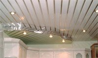 Реечные потолки (фото 3)