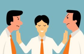 Зоны ответственности сервисных и управляющих компаний КСК