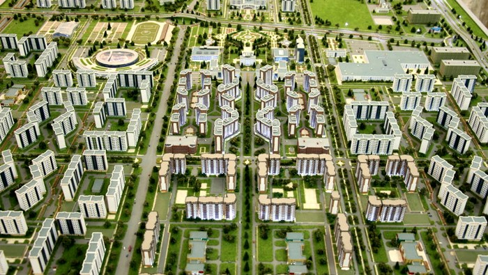 проект района Шугыла, Алматы