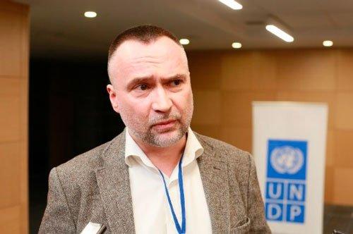 Международный технический советник проектов ПРООН-Глобальный экологический фонд и правительства РК Олег Хмелев