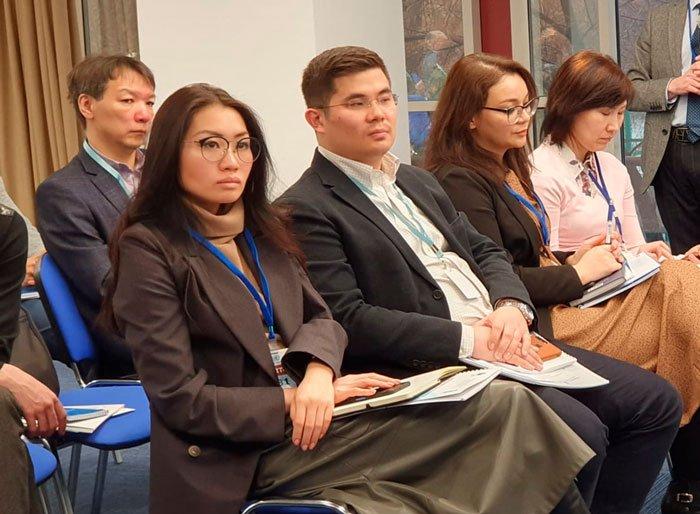 зеленые проекты Казахстана - семинар