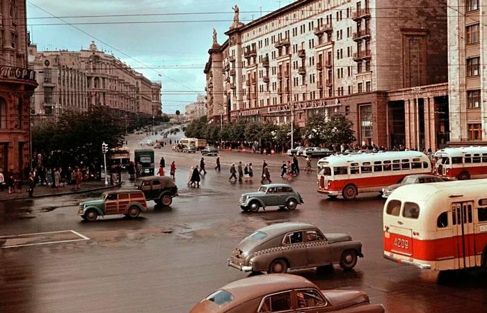 история ЖКХ России