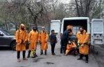 работники КСК и дезинфекционных служб