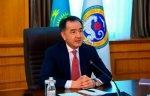 Сагинтаев рассказал о мерах социальной поддержки горожан
