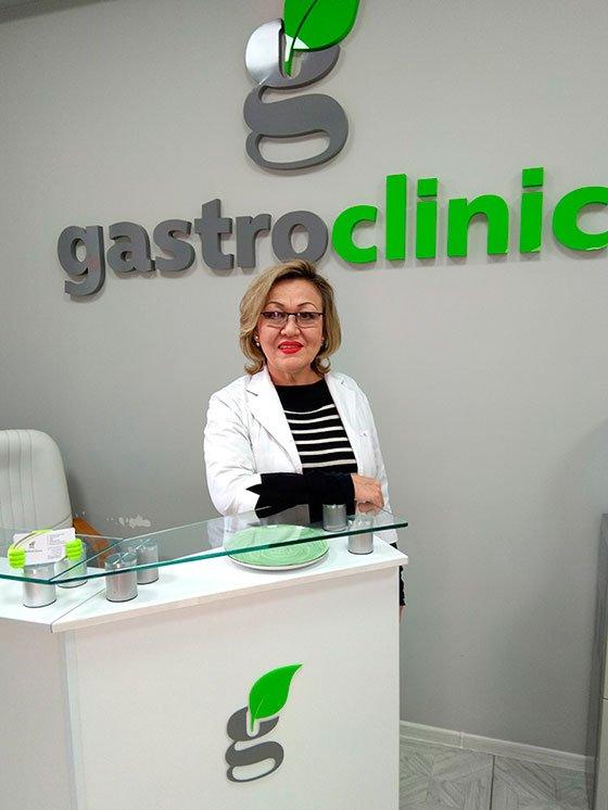 Доктор Кашикова Хадиша Шагатаевна (фото)