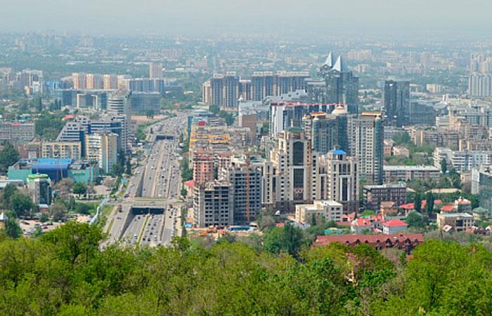 благоустройство Алматы