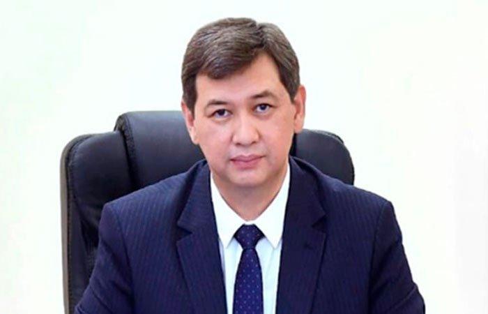 Ерлан Киясов – главный государственный санитарный врач Казахстана, сентябрь 2020