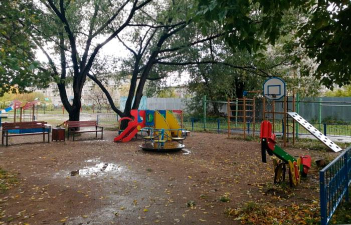 ЖКХ, Петропавловск, Казахстан (1)