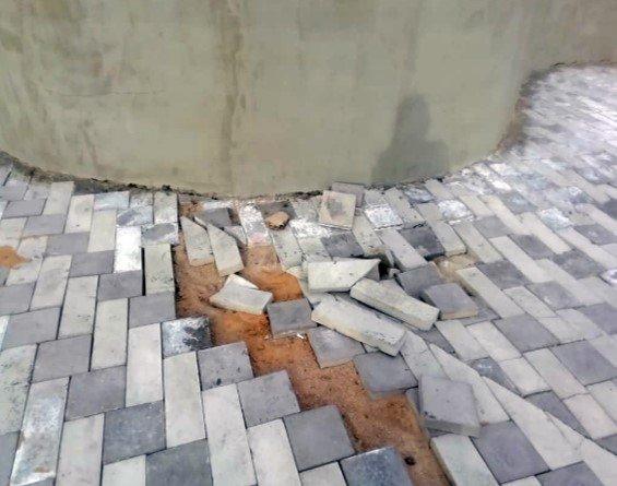 тротуарная плитка в Петропавловске