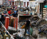 От бундеслиги до волонтеров: как в Германии помогают жертвам наводнения